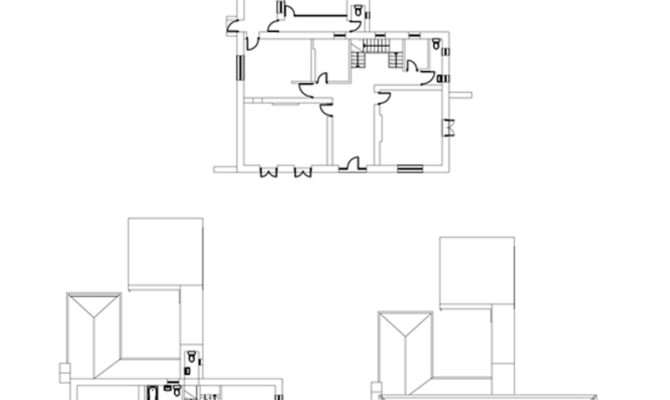 Existing House Plans Exle Annex Two