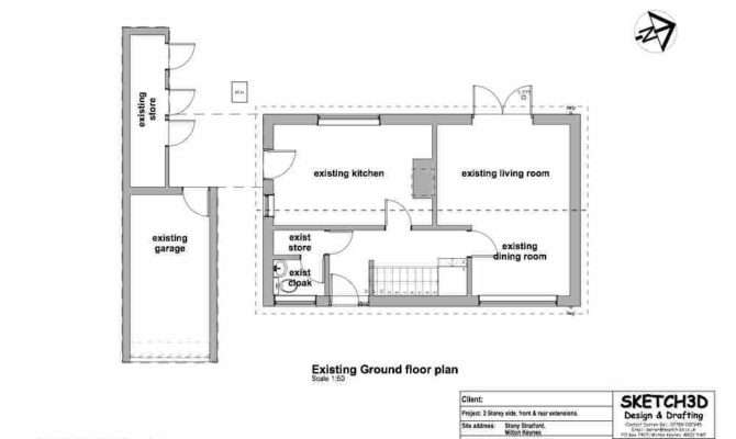 Existing House Plans