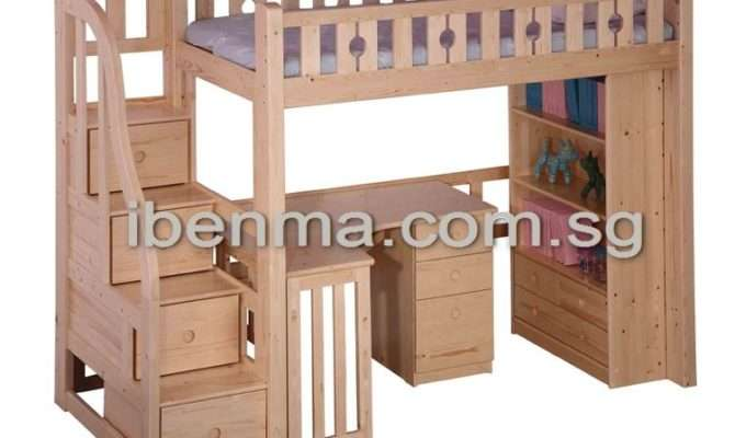 Expand Your Bedroom Space Bunk Bed Loft
