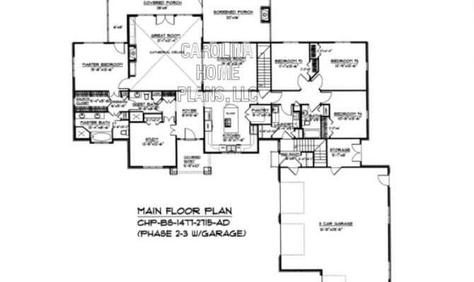 Expandable Craftsman House Plan