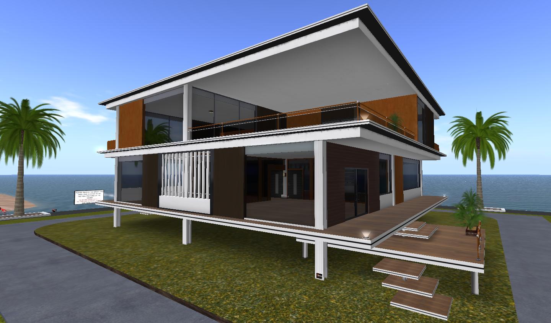 Expol Villa Modern Architectural Design Bobz Studio