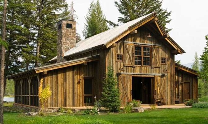 Exquisitely Charming Rustic Cabins