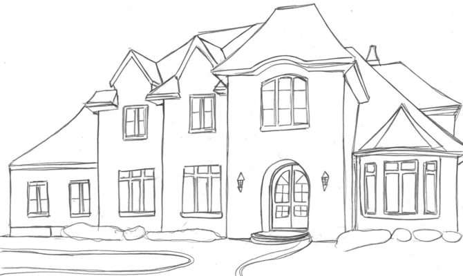 Exterior House Design Used