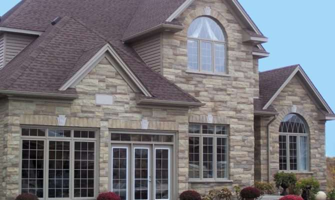 Exterior Stone Supplier Homes Lexington Clay Ingels