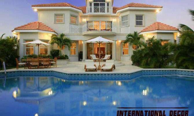 Exterior Villa Design Ideas Modern House