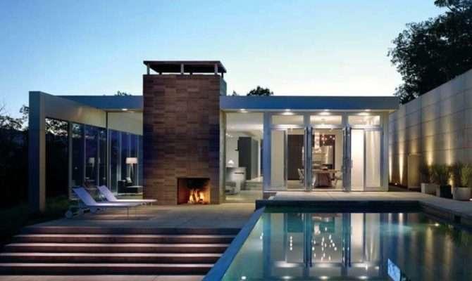 Extraordinary Glass House Catskill Mountains New York