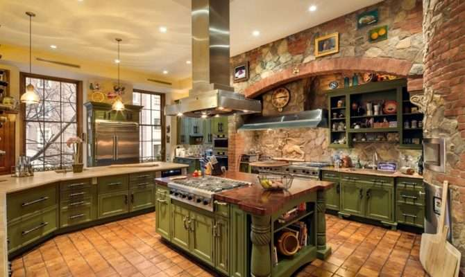 Extravagant Die Gourmet Kitchens