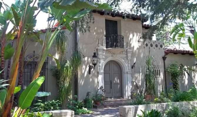 Eye Design Decorate Spanish Colonial Old Hollywood