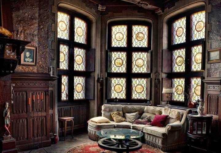 Eye Design Decorating Gothic Revival Style