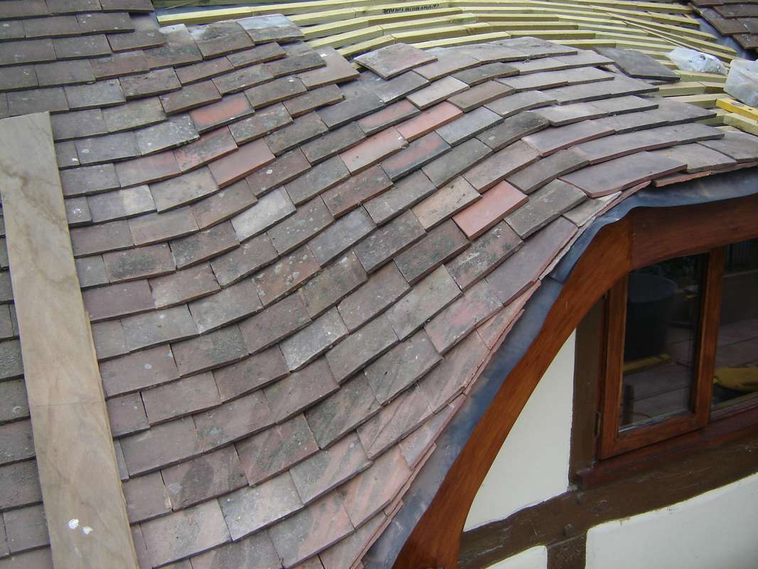 Eyebrow Dormer Gittoes Andrew Wright Roofing Access