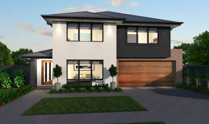 Fabulous Tristar Split Level Kurmond Homes New