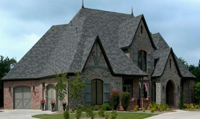 Face Brick House Designs Homes Stone Accents
