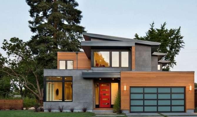 Fachada Casas Modernas Lindas Imagens Tis
