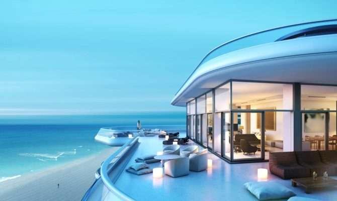 Faena House Miami Beachside Penthouse Layers Luxury