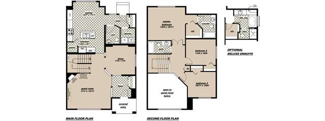 Fairhill Iii Universal Design Randall Homes Custom