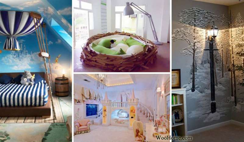 Fairy Tale Inspired Decorating Ideas