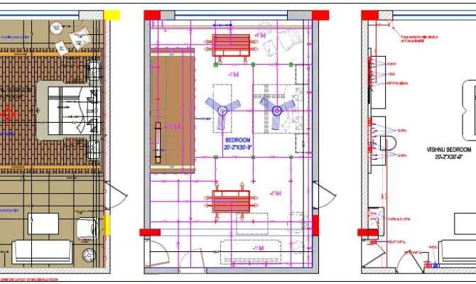 False Ceiling Plan Elevation Section Energywarden