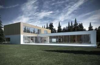 Famous Minimalist Architects Design Ehouse House