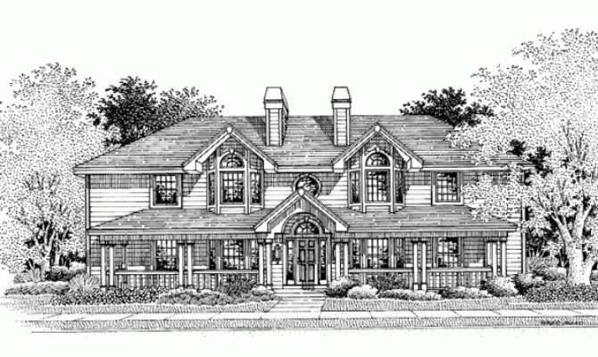 Fantastic Four Unit Multiplex Hwbdo Farmhouse Home Plans