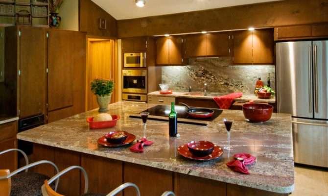 Fantastic Kitchen Island Designs