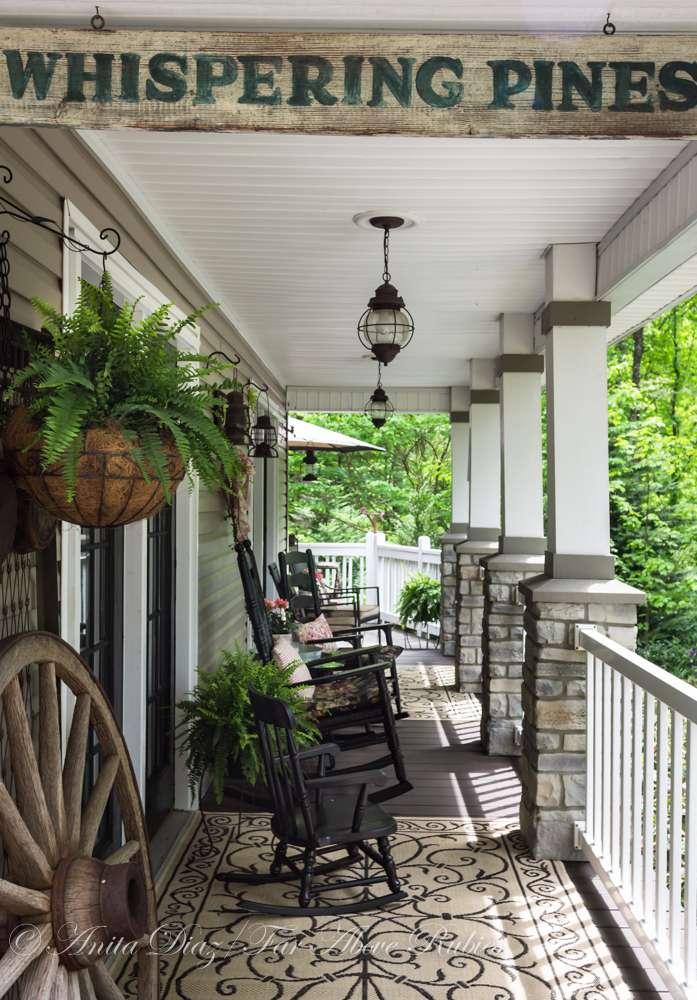 Far Above Rubies Southern Porch Vintage Farmhouse Style