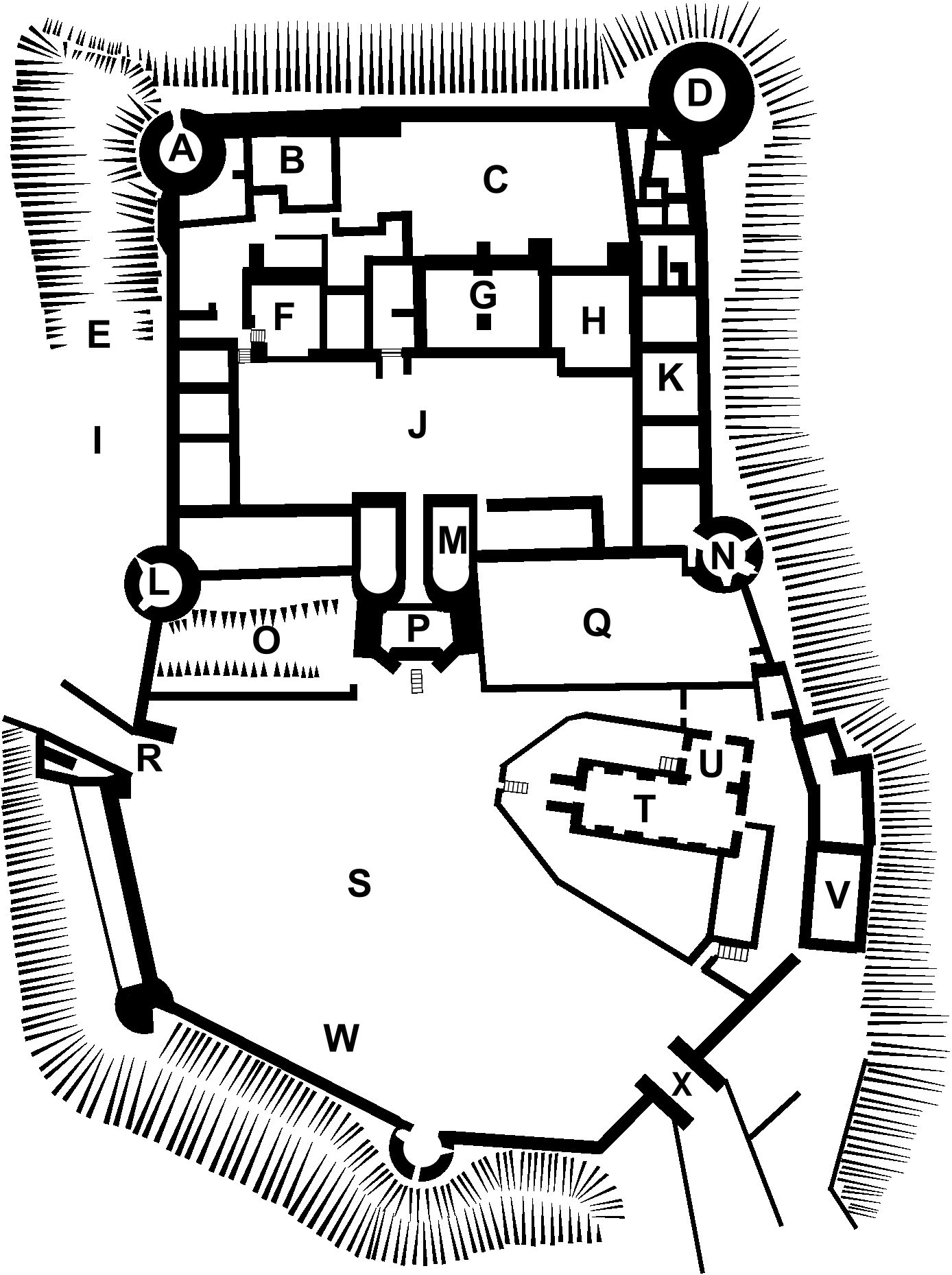 Farleigh Hungerford Castle Military Wiki Fandom
