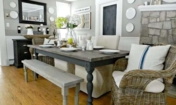 Farm Dining Room Table Marceladick