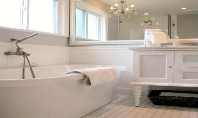Farmhouse Bathroom Floor Ideas Plans Flooring