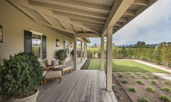 Farmhouse Front Porch Designs