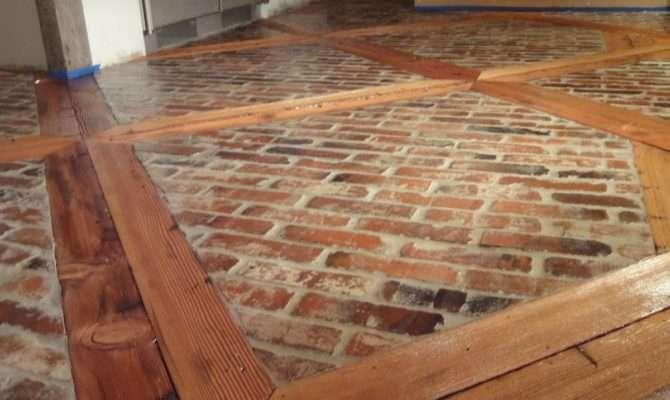 Farmhouse Kitchen Floor Finish