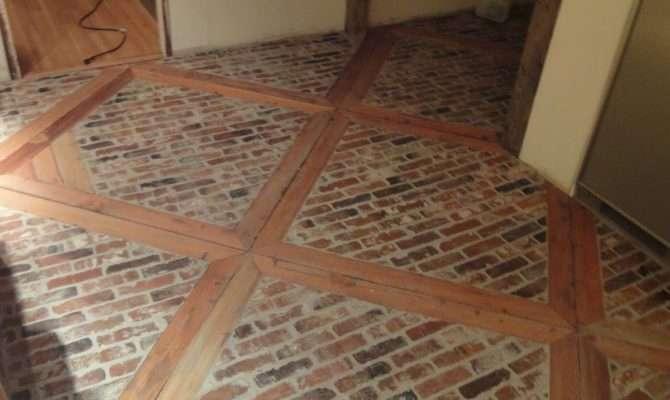 Farmhouse Kitchen Floor