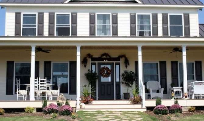Farmhouse Porch Bob Vila