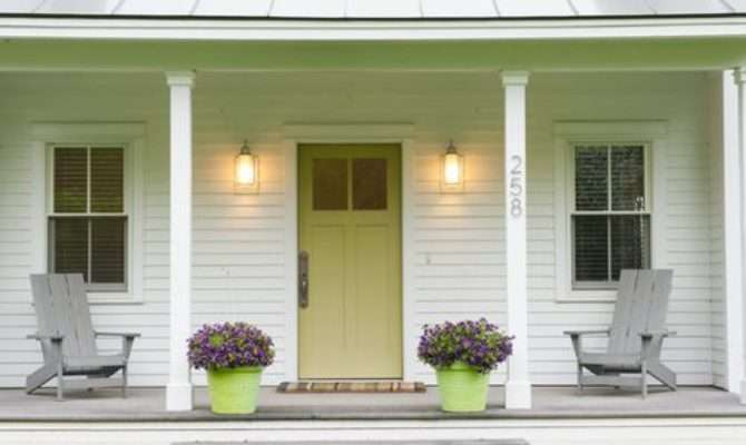 Farmhouse Porch Design Ideas Remodels Photos Houzz
