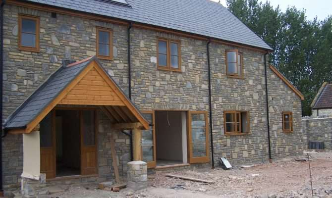 Farmhouse Rebuild Rjd Bricklaying Scaffolding