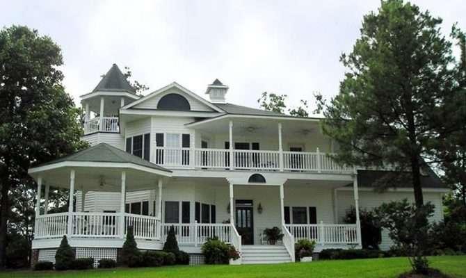 Farmhouse Southern Victorian House Plan