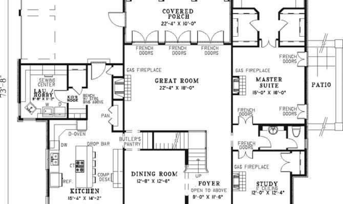 Faroe Luxury Home Plan House Plans More