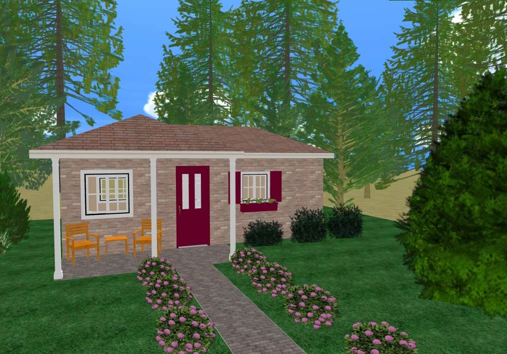 Fascinating Small Brick House Plans Best Design