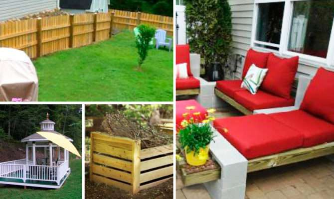 Featured Outdoor Projects