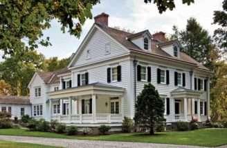 Federal Style Farmhouse Love Pinterest