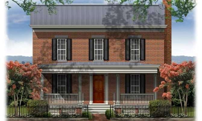 Federal Style House Plans Home Design