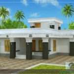 Feet Bedroom Kerala Single Floor House Design Budget Plans