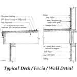 Fiberglass Deck Architectural Drawings Eastern Company