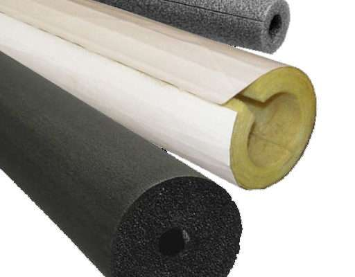 Fiberglass Foam Pipe Insulation