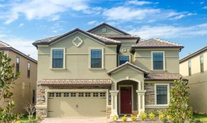 Find Bedroom Homes Rent Near Disney Park Orlando