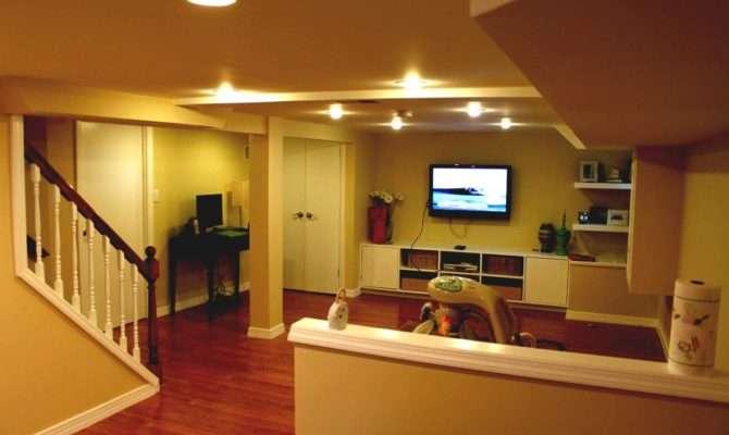 Finished Basement Layouts Home Decoration Design