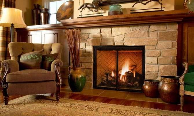 Fireplace Mantel Electric Wood