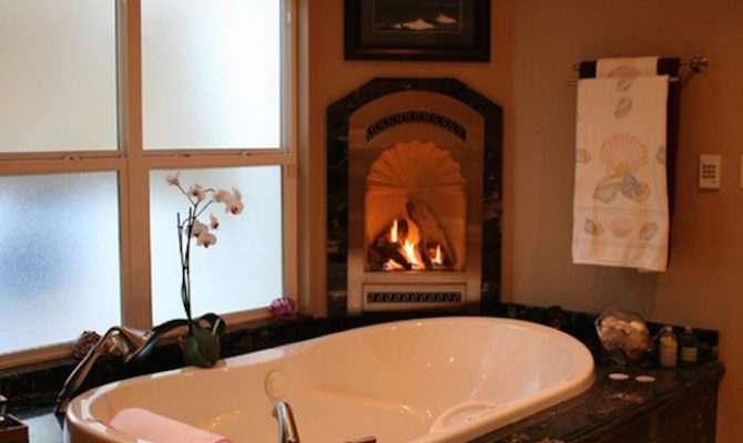 Fireside Bathtubs Cozy Luxurious Soak