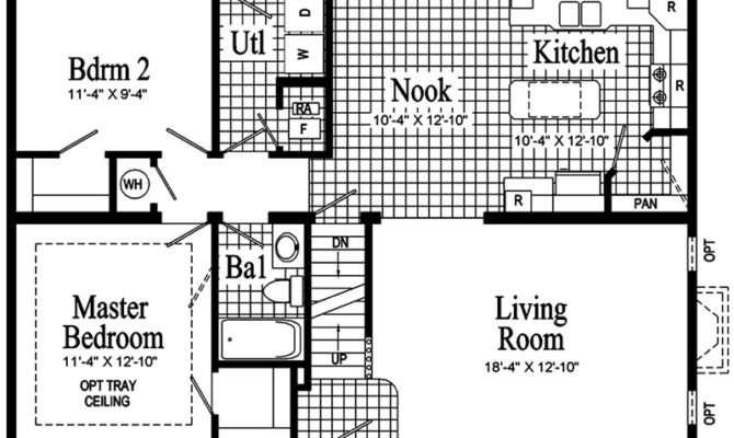 First Floor Plan Enlarge