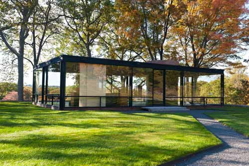 Five Crystal Clear Glass House Designs Concepts