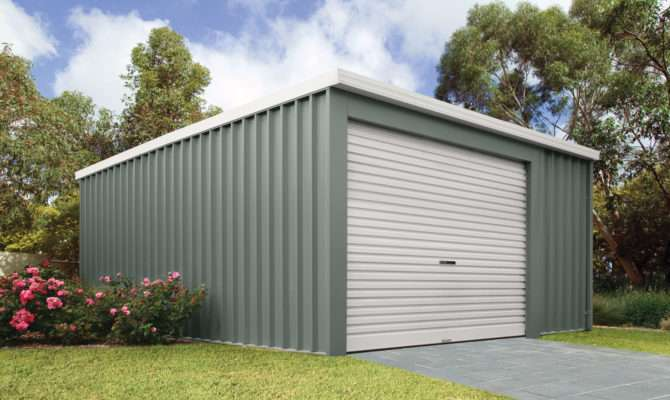 Flat Garage Roof Design